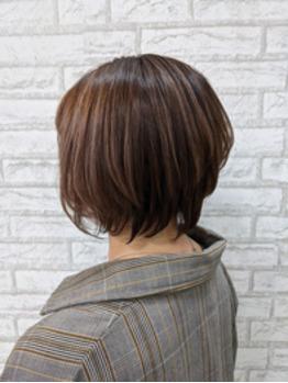 白髪ぼかしハイライトで明るめの髪色に♪_20210311_1