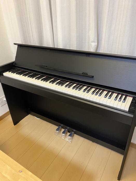 ピアノがきました!_20200529_1