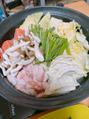 明太モツ鍋♪