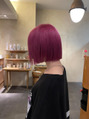 【RYUSEI】ピンクカラーです。