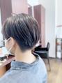 キュア 津田沼店(cure)笹木式おすすめ 2021春夏 バッサリショートヘア