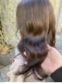 髪質改善&カラー
