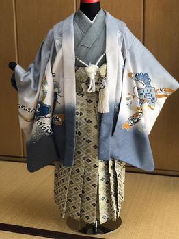 七五三の袴♪_20191106_1