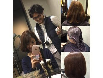 ★髪質改善通信141・青木さんちの育日ちゃん★_20151210_1