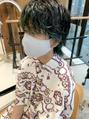 ヘアー アイス ルーチェ(HAIR ICI LUCE)メンズポイントカラー
