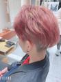 ピンクカラー♪