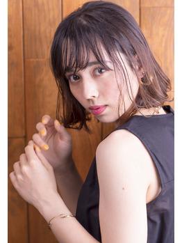 【銀座】☆ ラフボブとデザインカラー☆_20190617_1