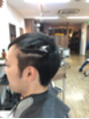 ヘアサロン ナノ(hair salon nano)初めてのツーブロックスタイル