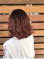 ☆ピンクブラウン☆