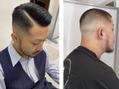 ヘアー ライズ(hair RISE)池袋 スキンフェード バーバースタイル barber
