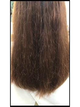 毛髪美容整形&アールカラー