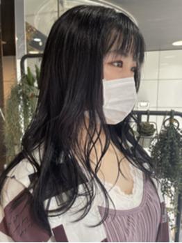 黒染めは使わない就活カラー♪【青柳みゆ】_20210722_1