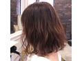 お客様hair☆ #ラベンダーブラウン #ハイライト