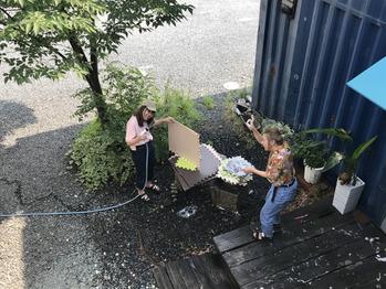お掃除(^ν^)_20180709_1