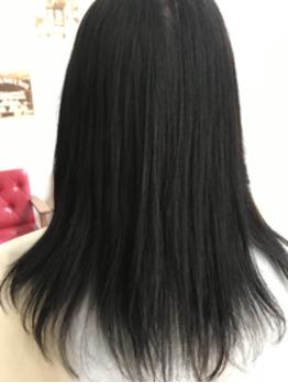新メニュー【髪質改善ストレートトリートメント】_20191002_2