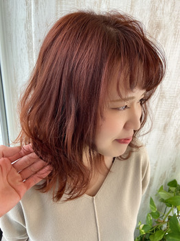 超可愛い☆オレンジカラー♪_20210223_1