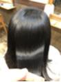 髪質改善?