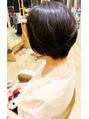 くせ毛だけどショートにした、、、。江口淳二