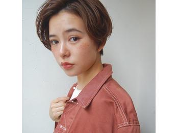 【前髪長めの大人ショート♪】REGALOresort★LISA★