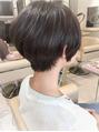 大人女性ショートヘア☆【絶壁解消!ショートボブ】