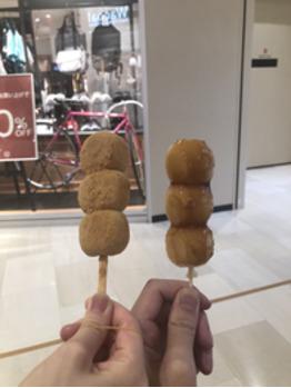 美味しい団子!_20190711_1