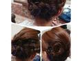 結婚式×ヘアセット