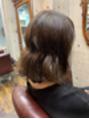 大人気の髪質改善^ ^