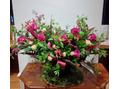 今週でお花屋さんラストでした。