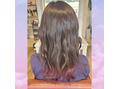 ベーシック ヘア クリエイション(BASIC hair creation)裾カラー
