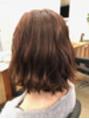 流行りの女性スタイル【外ハネ】!!