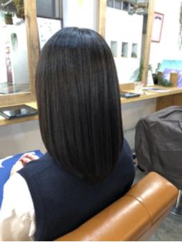 すかれて広がってしまう髪に形状記憶ヘアエステ☆_20190629_2