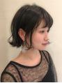 【arte HAIR YUKINA】ばっさりボブ★