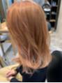 黒髪からの『バレンシアオレンジ』