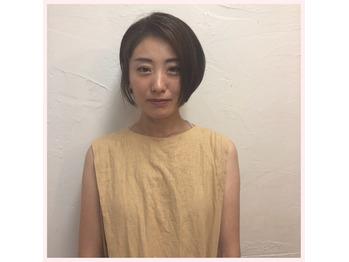 ☆前髪長めの大人ショート☆_20190829_1