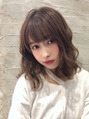 ジジ(Gigi)デジタルパーマで楽かわミディアム☆