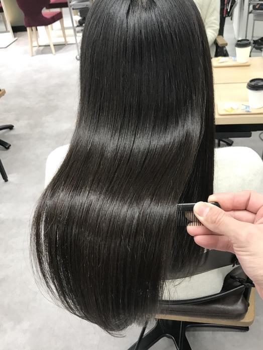 サラサラヘアー 髪質改善フィラートリートメント_20200213_1