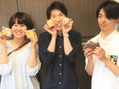お客さまの手作りお菓子!!