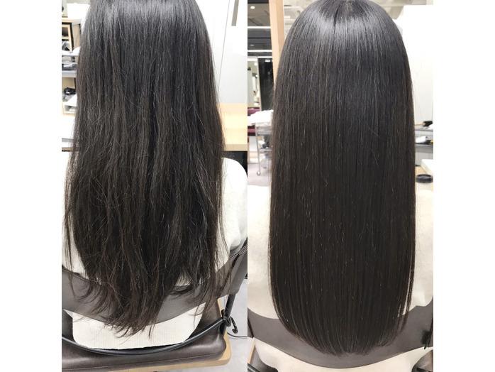 サラサラヘアー 髪質改善フィラートリートメント_20200213_2