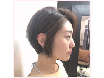 ☆前髪長めの大人ショート☆_20190829_2