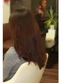 ショコラブラウンで秋のツヤ髪に。。。。♪