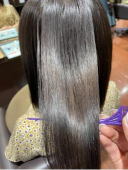 髪質改善縮毛矯正!_20210810_3