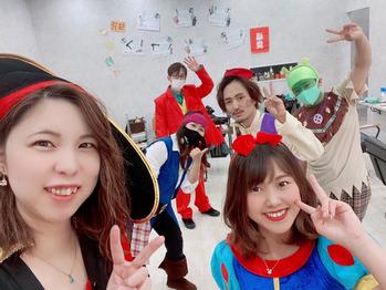ハロウィーン!!野澤Akari_20201102_1