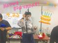 大嶋さん誕生日会☆