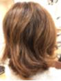毛髪整形トリートメント カラー