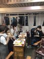 ピザパーティー( ^ω^ )