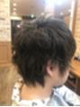 髪切りました(^^)/