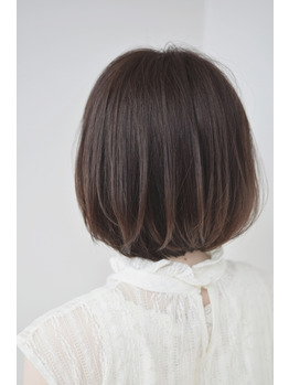 髪質改善  透明感艶感シアベージュカラー_20190730_1