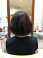 大人女性のツヤ髪