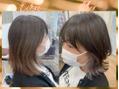 インナーカラー[横浜/横浜駅/韓国ヘアスタイル/韓国風