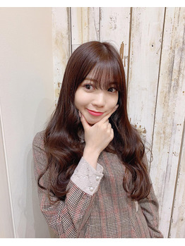 髪質改善美髪コース☆上野瞳ちゃん_20181125_2